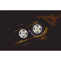led lights RJWC neutrino can-am outlander